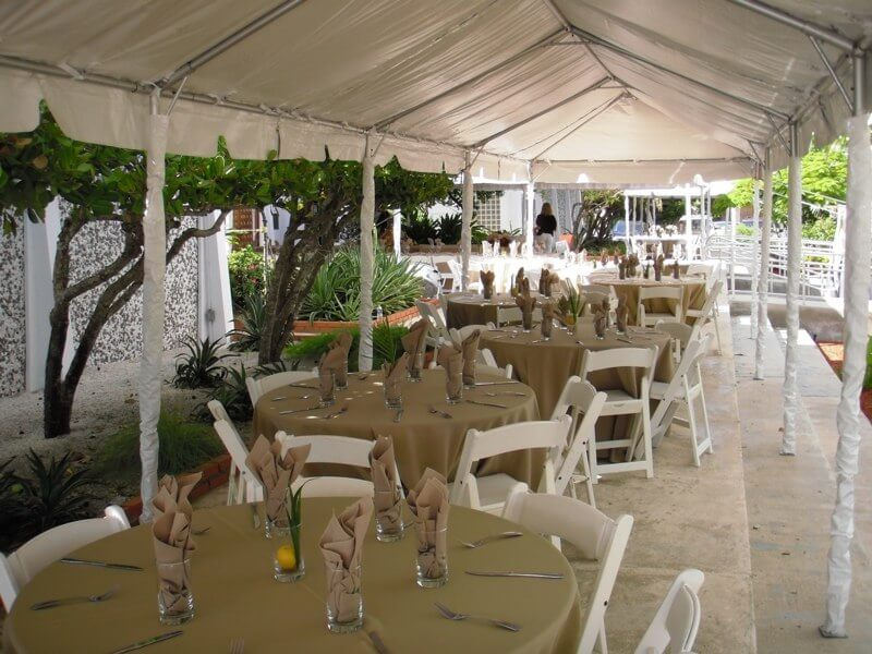 Table And Chair Rentals Boynton Beach