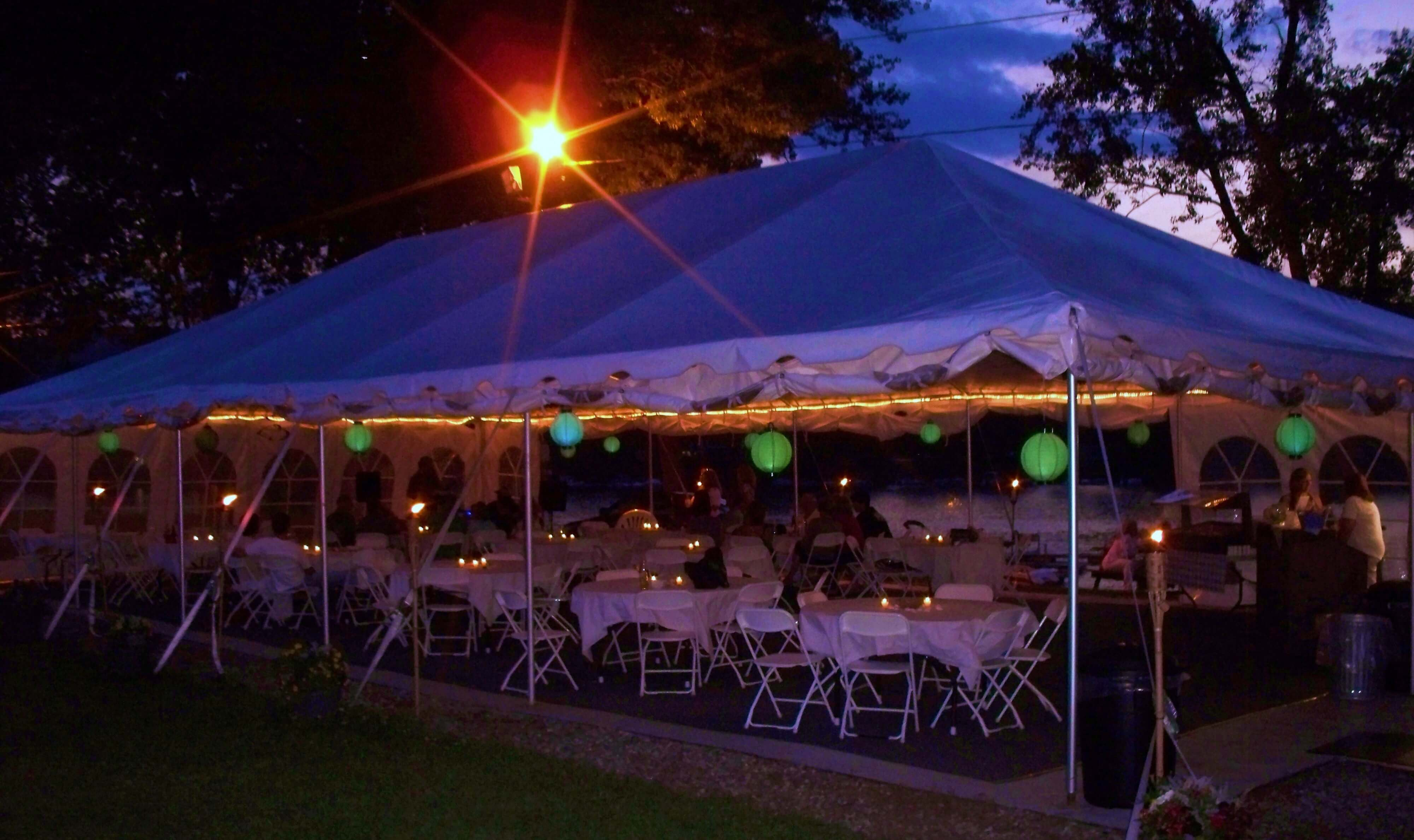 Party Tent Rental West Palm Beach