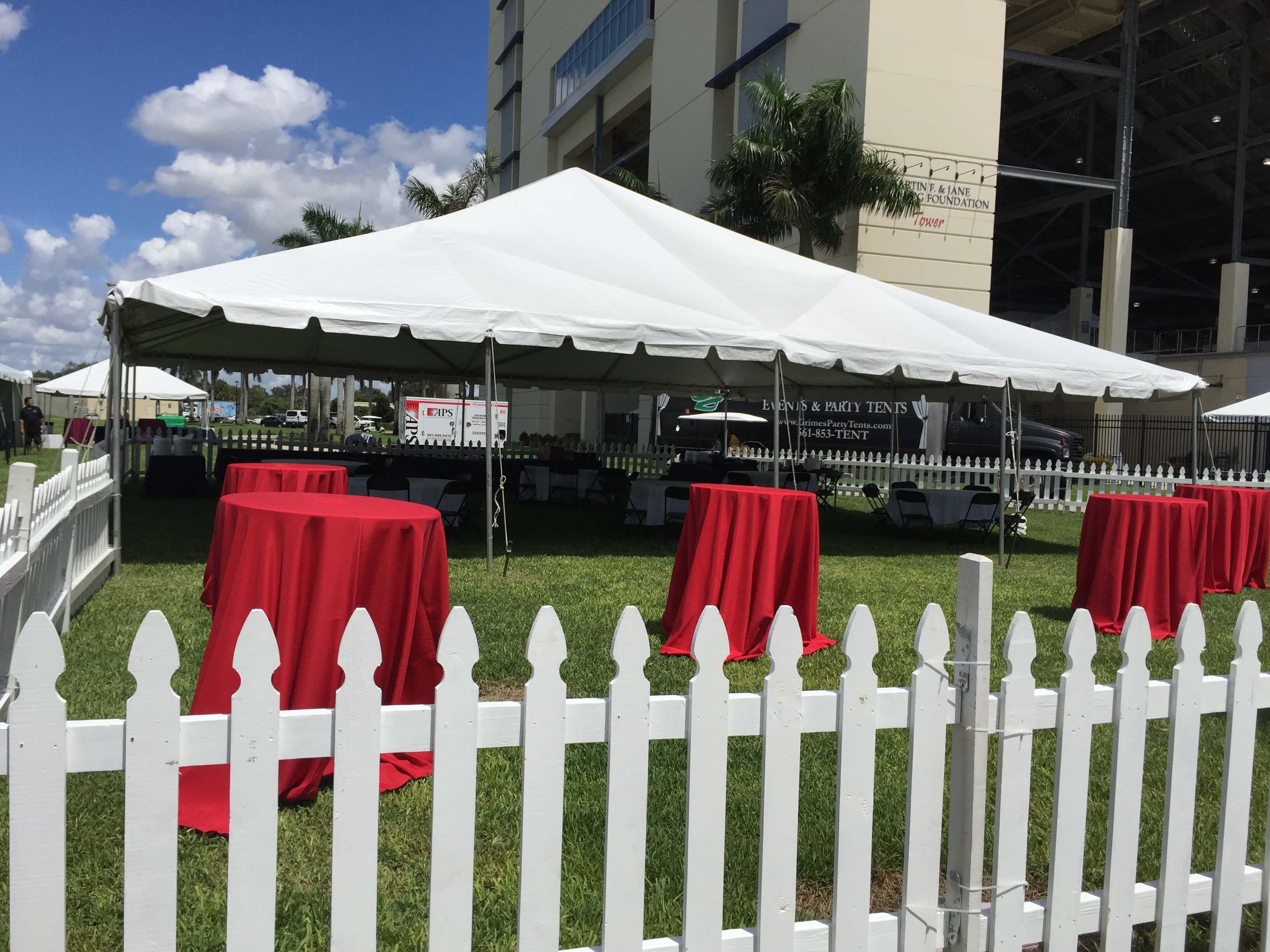 Pole Tent Rentals & Party Tent Rentals and Event Tents | Grimes Events u0026 Party Tents