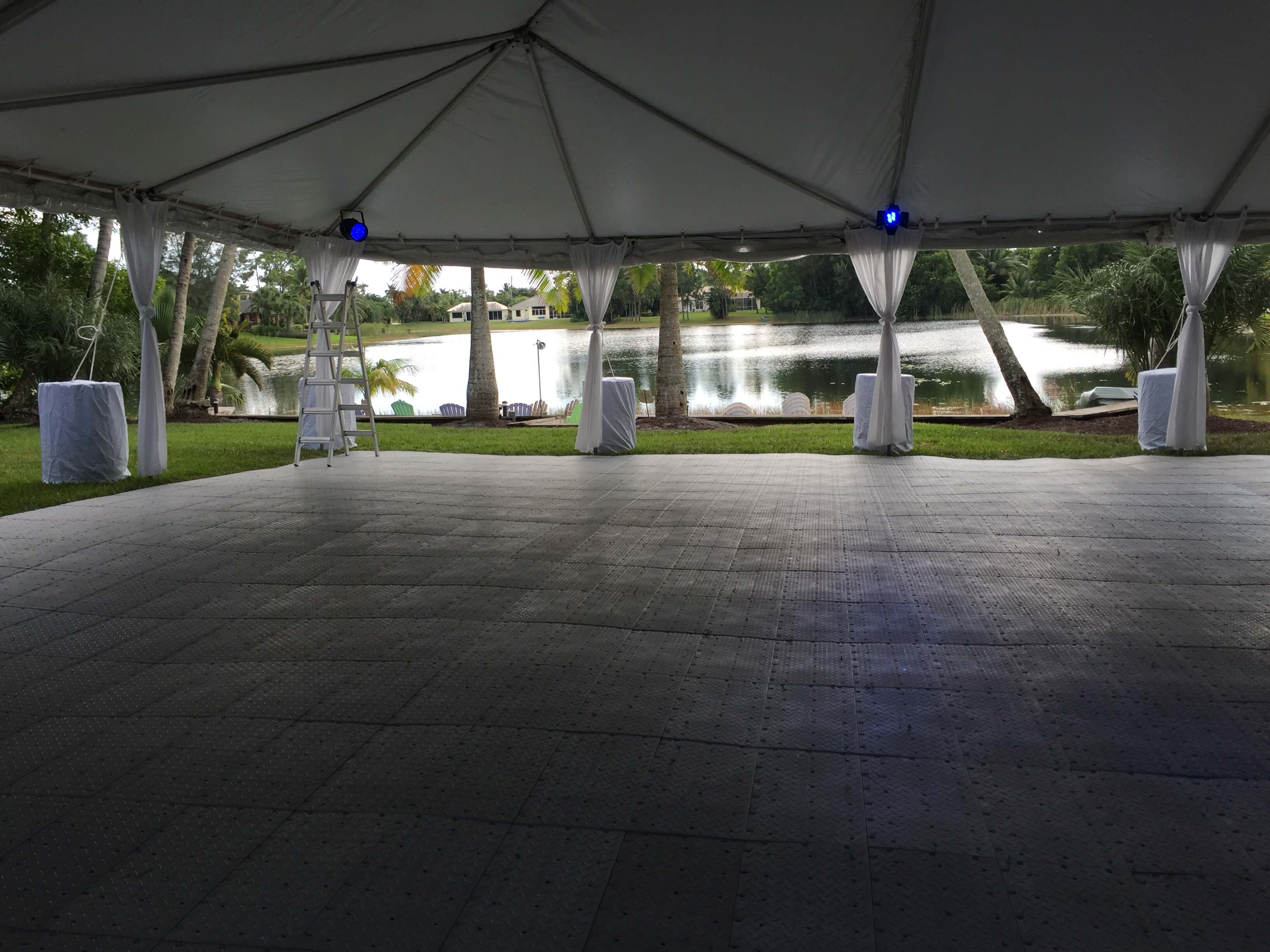 Flooring For Renters : Staging dance floor rentals outdoor flooring grimes