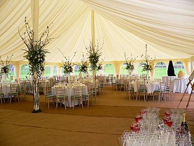 Tents For Weddings Choosing The Perfect Fit