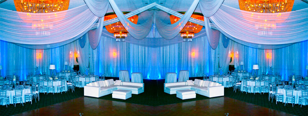 Event Pipe & Drape Rental | Pipe and Drape Rentals | Grimes