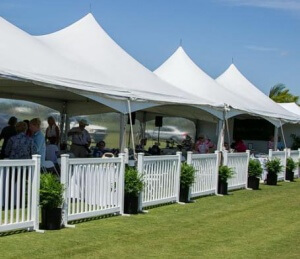White Tent - Party Rentals - Delray Beach & Choosing The Right Tent Rental For Your Party or Event | Grimes ...