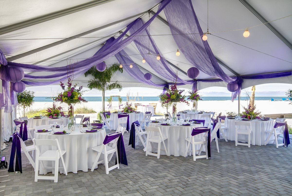 Beautiful Outdoor Wedding Venues Near Me: Wedding Tent Rentals