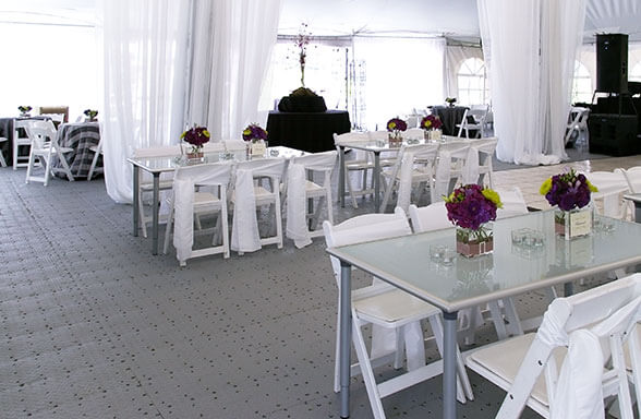 Portable Flooring Grimes Events Amp Party Tents
